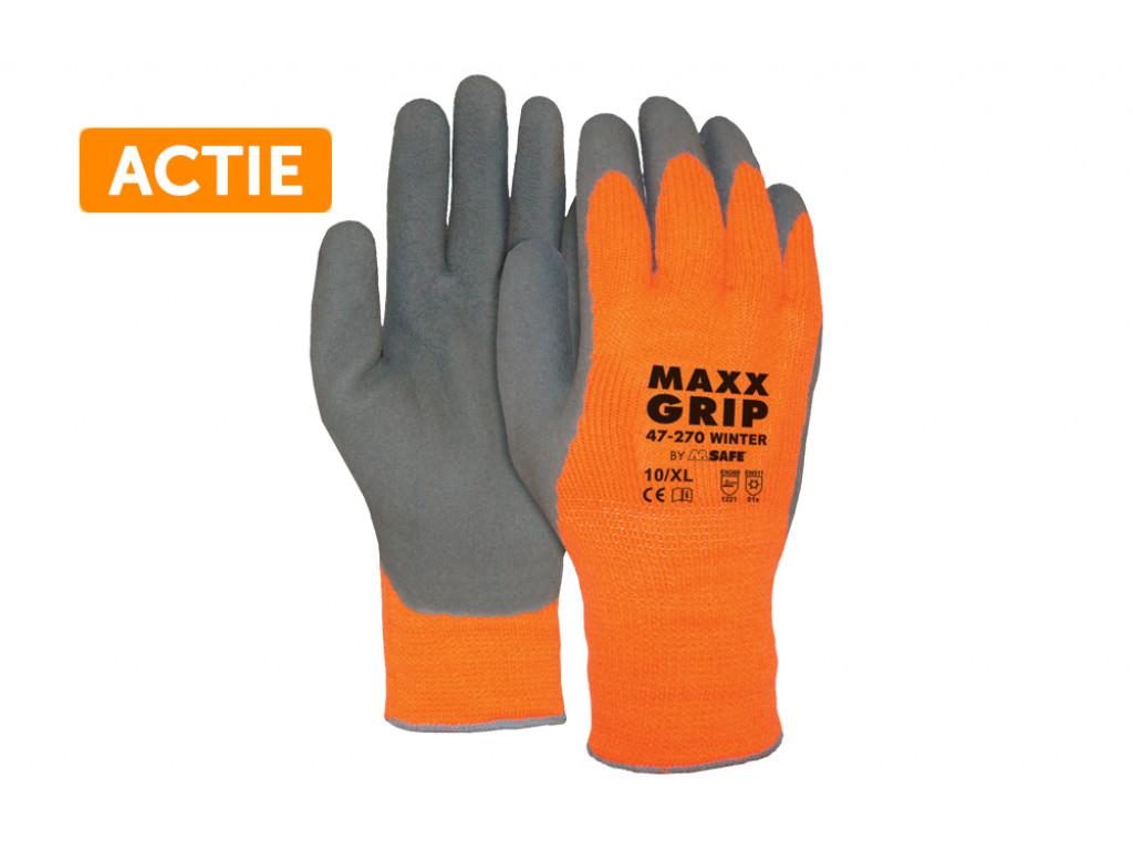 Actie M-Safe Thermo Werkhandschoenen