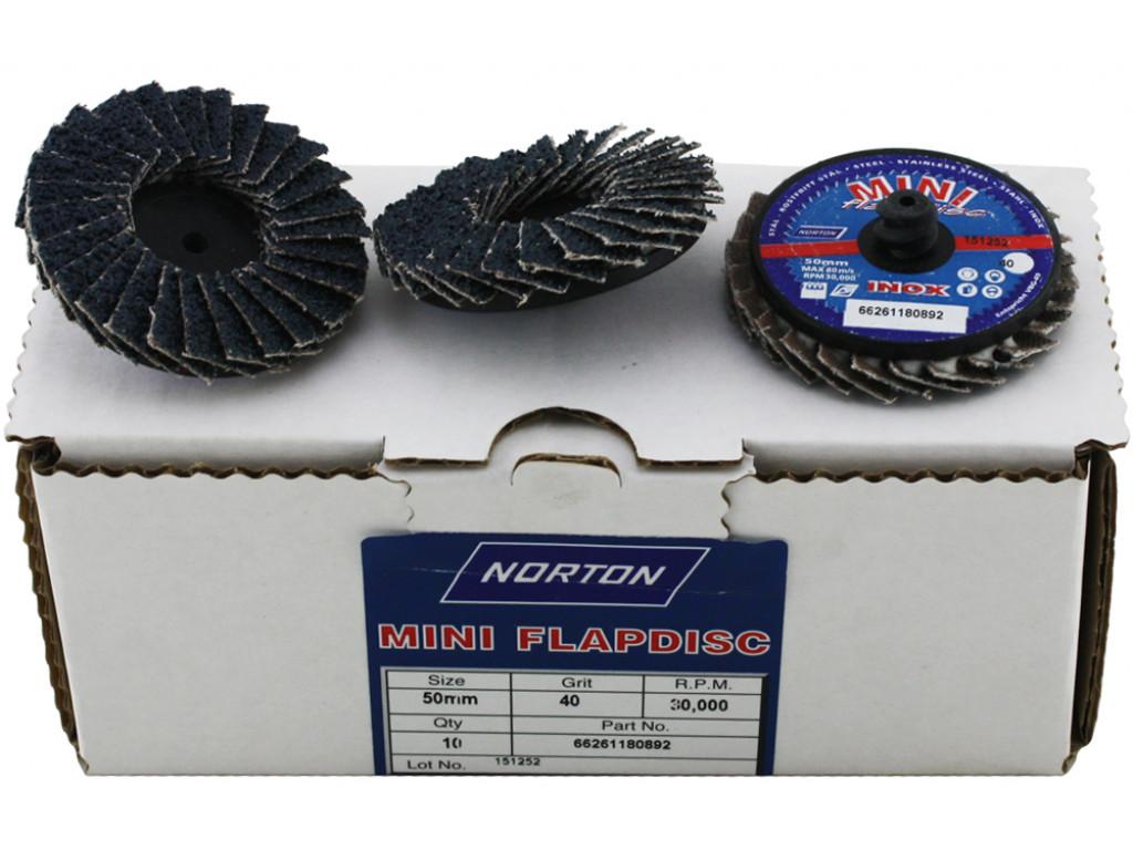 Norton Mini_Flapdisc 50mm