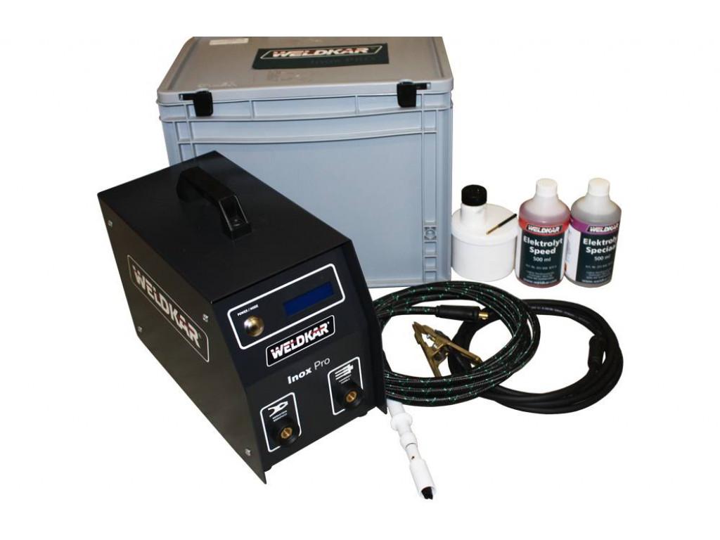 RVS Reinigingsset Weldkar Inox Pro