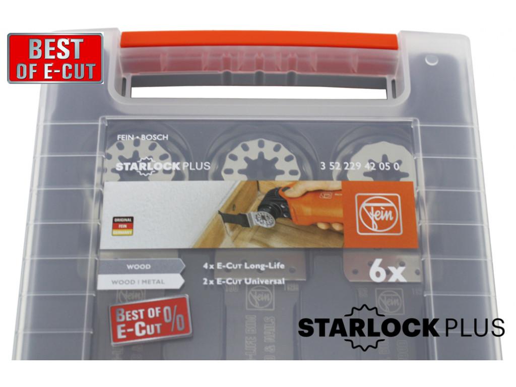 dernières tendances sortie en ligne couleurs et frappant FEIN MultiMaster Accessoires - Set Best of E-Cut | Industore