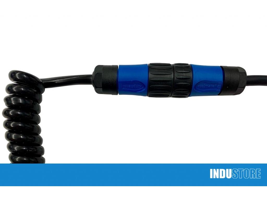 Orbitalum kabel draaicontact 230V
