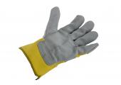 Weldas runder splitleder Werkhandschoenen 10-2209 ultimate comfort