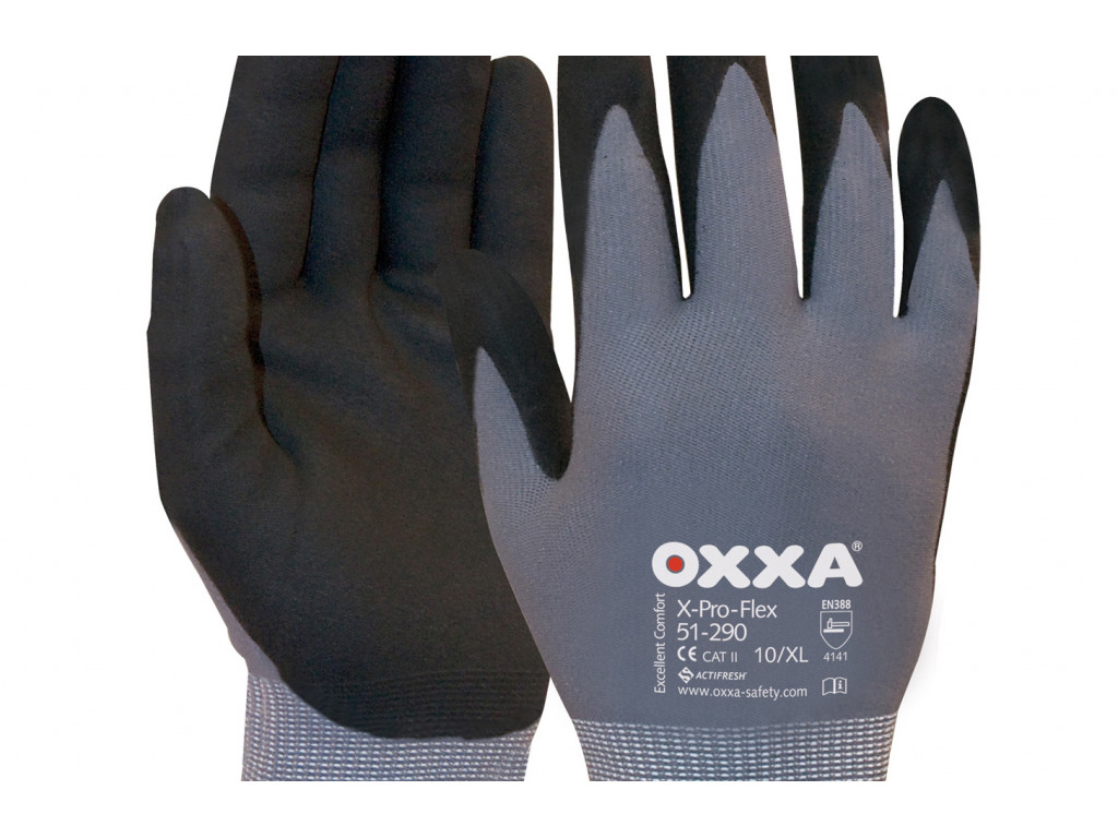 Werkhandschoenen Oxxa_X-Pro-Flex 51-290 nitril_handschoenen