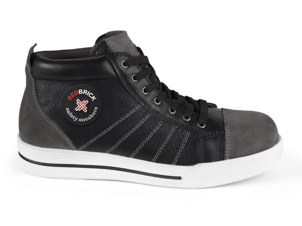 Trendy Werkschoenen.Werkschoenen Redbrick Granite S3 Sneakers Industore