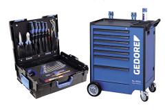 Gereedschapswagens & gereedschapskoffers