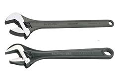 Verstelbare schroefsleutels (Bahco's)