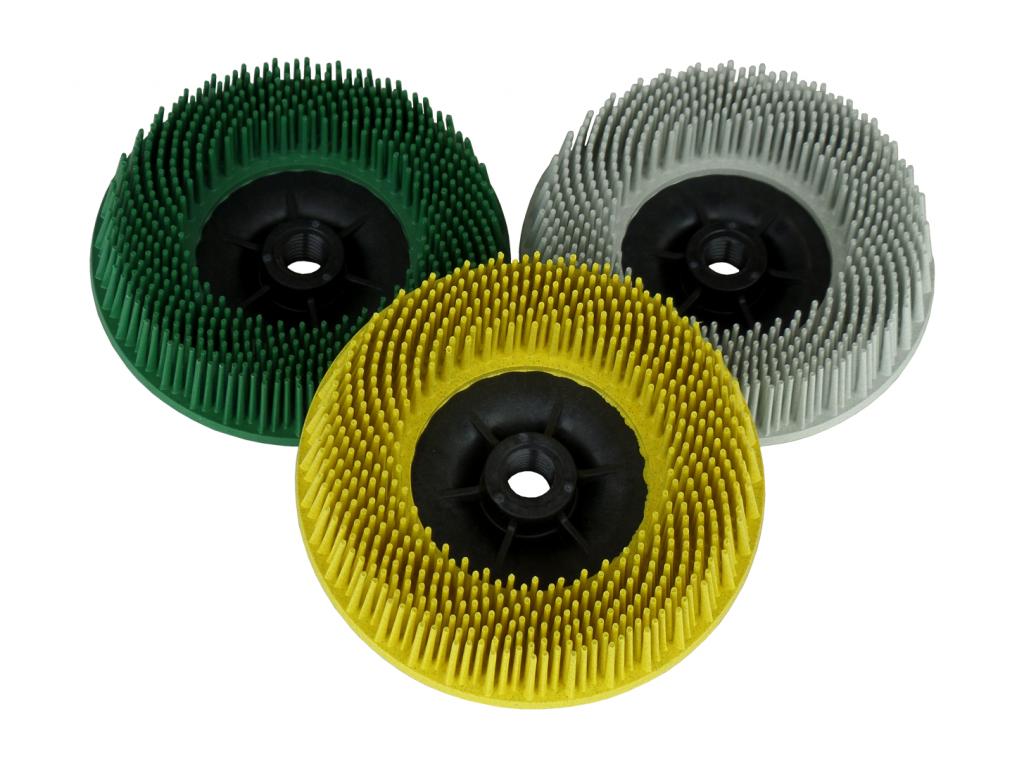 3M Scotch-Brite Bristle Discs