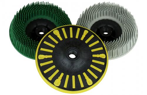 3M Bristle Discs schuurschijf