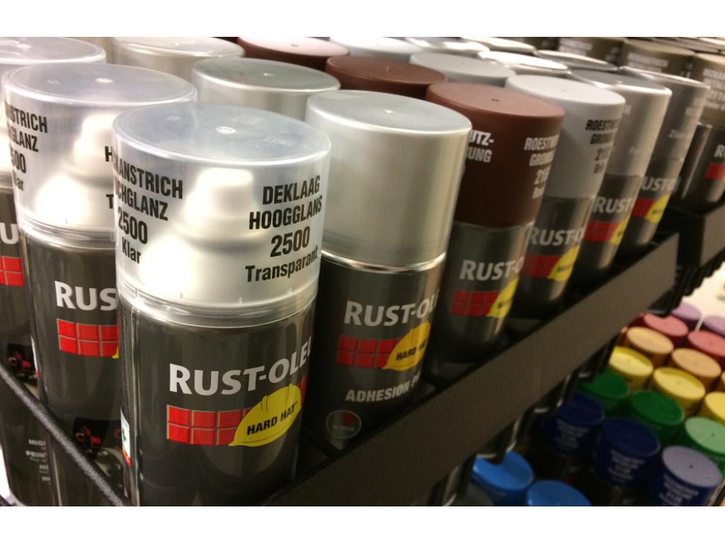 Bekend Blanke Lak - Rust Oleum Hard Hat 2500 | Industore QV35