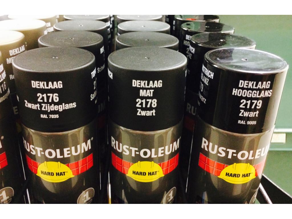 Ongekend Rust-Oleum Hard Hat 2178 - 2179 - 2176 | Industore XH-03