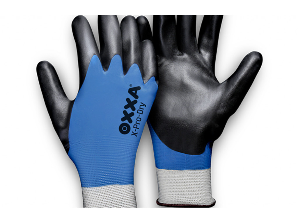 Werkhandschoenen Vloeistofdicht OXXA_X-Pro-Dry