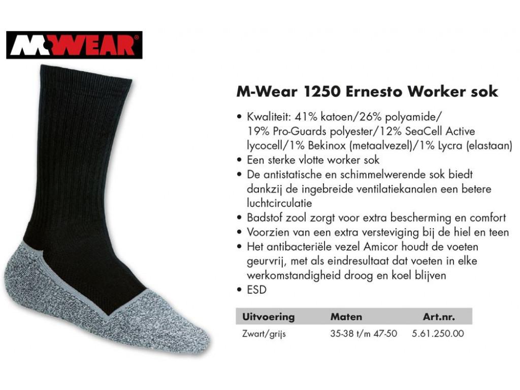 Werksokken 1250 Ernesto Worker sok